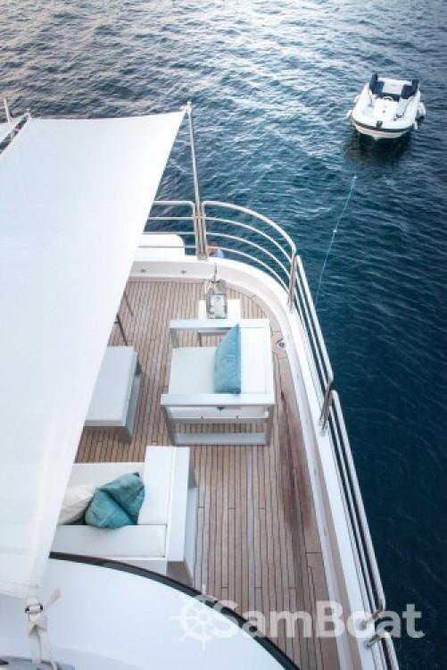 Boat rental Cannes cheap Fittipaldi