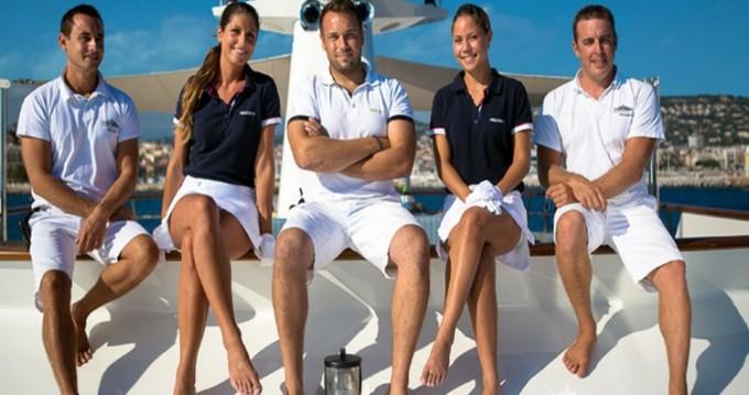 Rental yacht Golfe-Juan - Lynx-Yachts Lynx on SamBoat