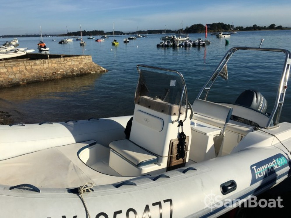 Hire RIB with or without skipper Capelli Sarzeau