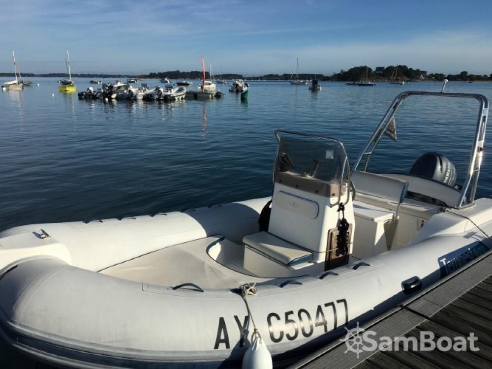 Boat rental Sarzeau cheap Luxe