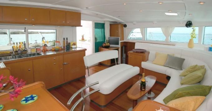 Hire Catamaran with or without skipper Lagoon Bonifacio