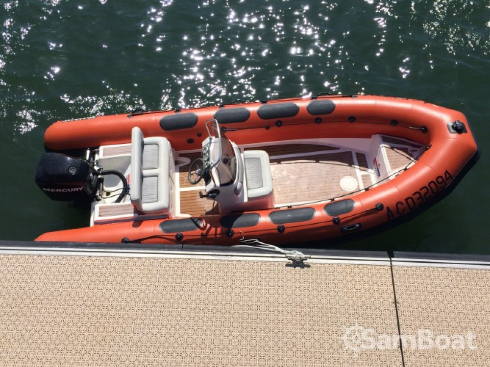 Boat rental Arcachon cheap DR 620