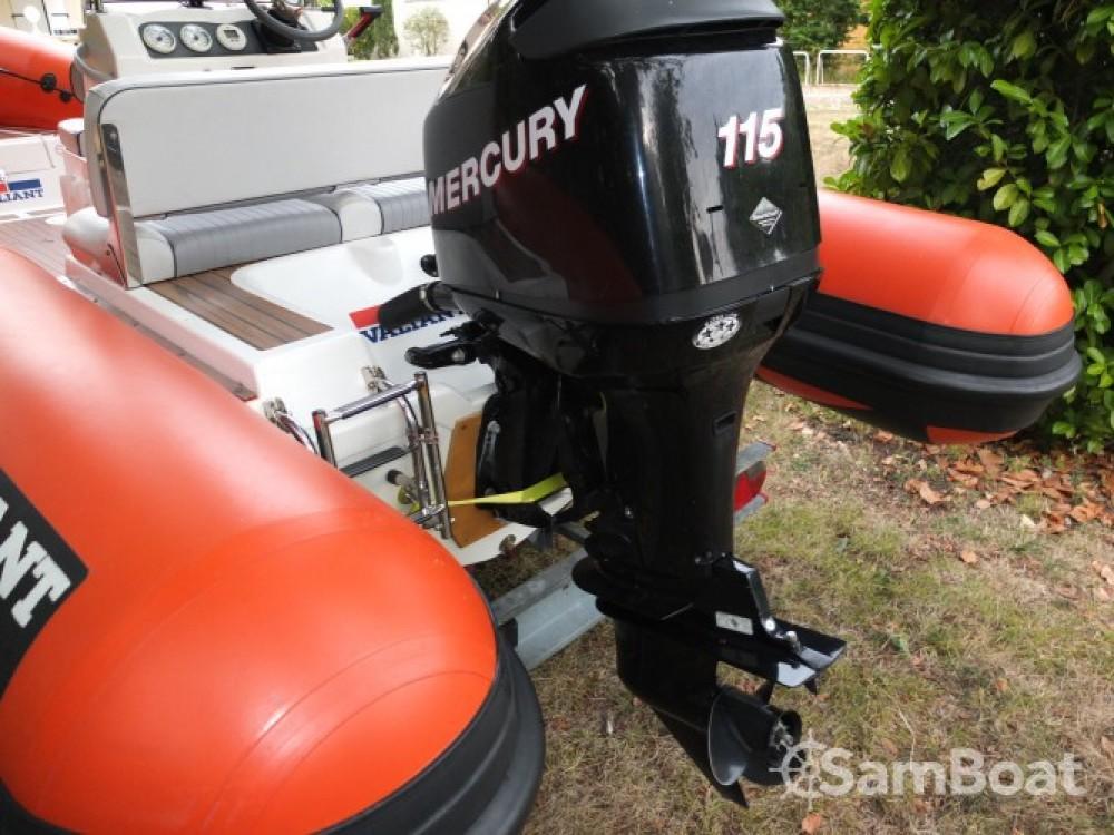 Rental yacht Arcachon - Valiant DR 620 on SamBoat