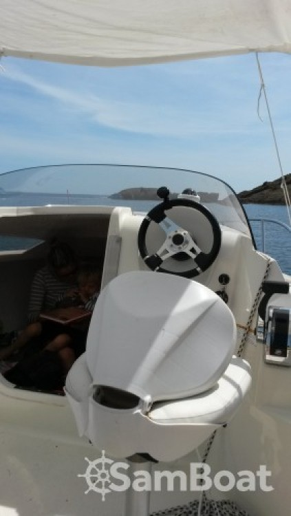 Hire Motor boat with or without skipper Quicksilver La Ciotat