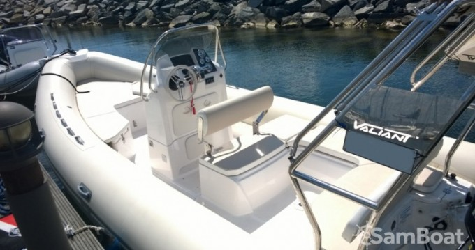 Hire RIB with or without skipper Valiant La Rochelle
