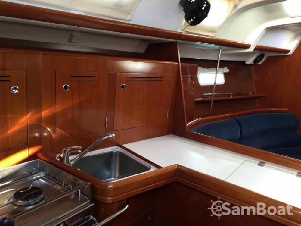 Boat rental Bénéteau Oceanis 343 Clipper in Bandol on Samboat