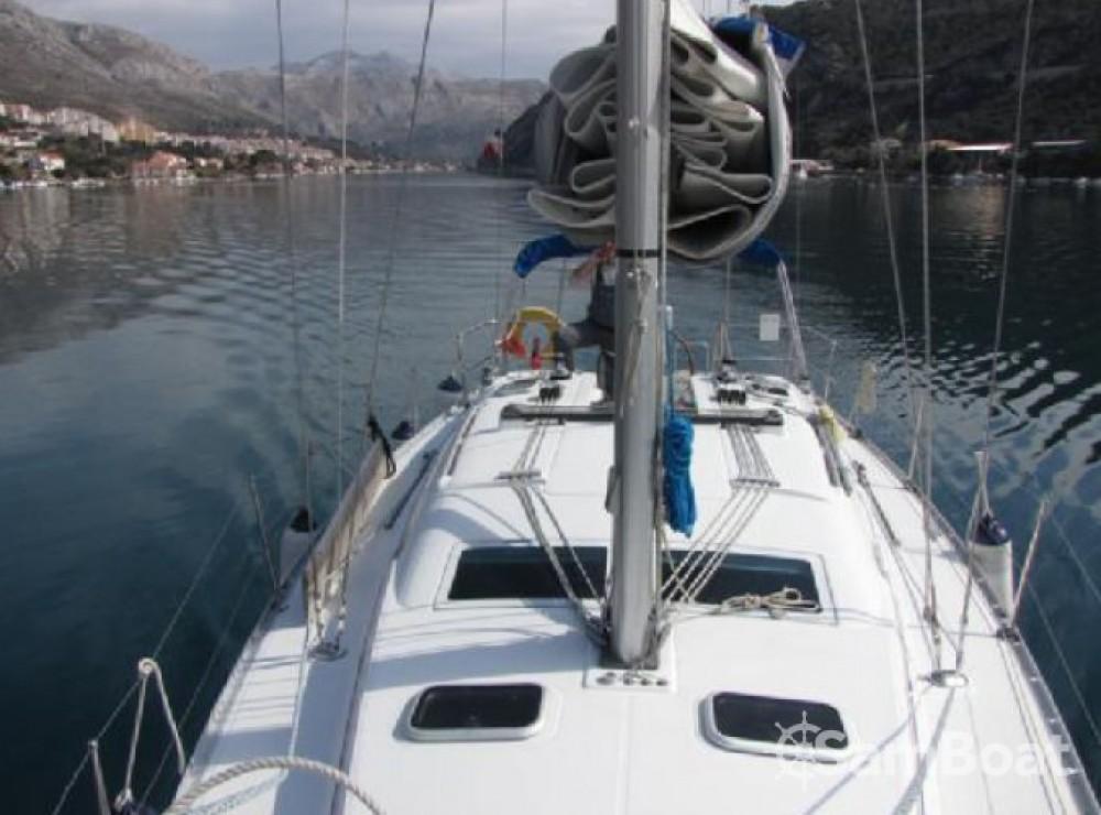 Boat rental Bandol cheap Oceanis 343 Clipper