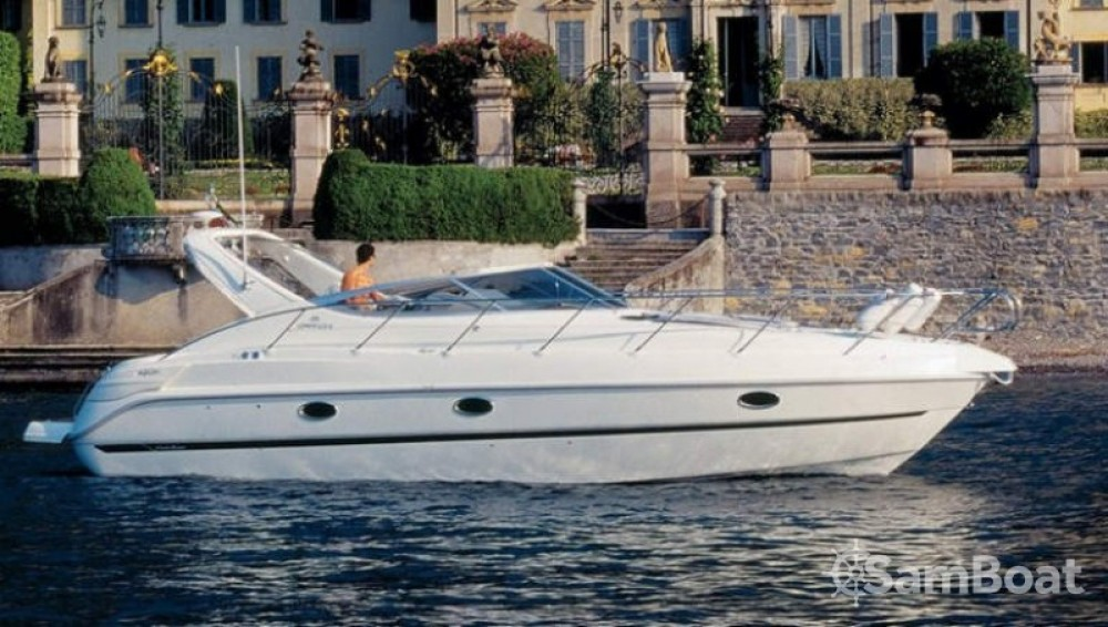 Boat rental Cranchi Zaffiro 34 in Beaulieu-sur-Mer on Samboat