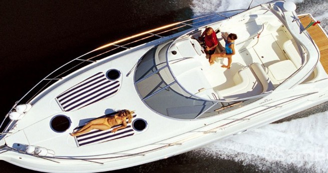 Rental Motorboat in Beaulieu-sur-Mer - Cranchi Zaffiro 34