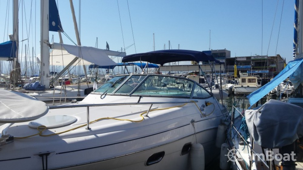 Hire Motor boat with or without skipper Four Winns Ajaccio