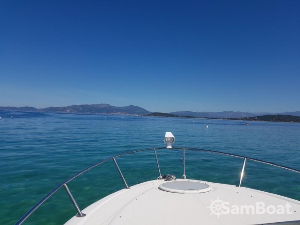 Boat rental Ajaccio cheap Vista 248