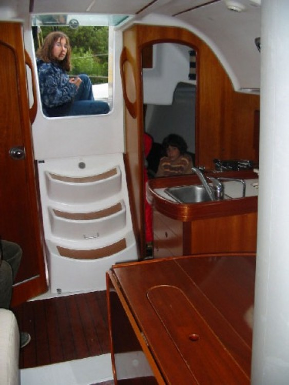 Rental yacht Argelès-sur-Mer - Bénéteau First 31.7 on SamBoat