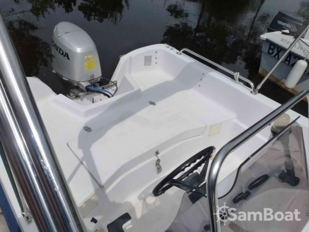 Rental Motor boat in Biscarrosse - Poseidon 510 Confort