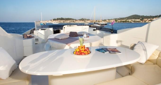 Rental yacht Mandelieu-la-Napoule - Eurocraft Beija Flore on SamBoat