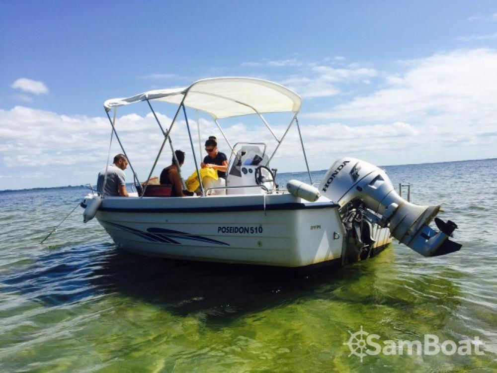 Rent a Poseidon 510 Confort Biscarrosse