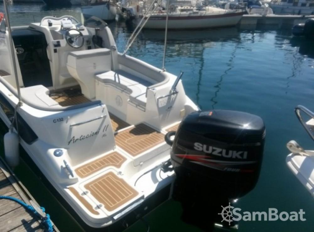 Rental yacht Marseille - Eolo 750 day on SamBoat