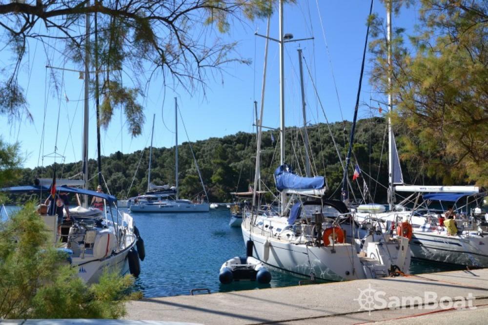 Boat rental Corfu cheap Grand Soleil 50