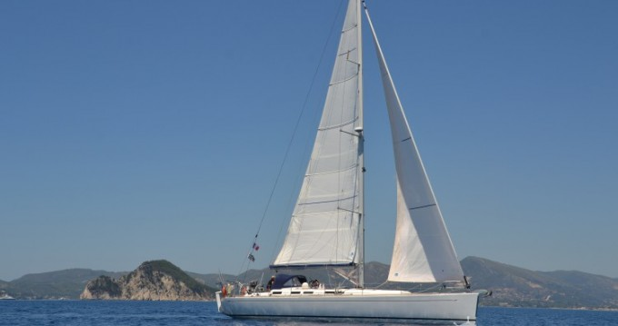 Cantiere Del Pardo Grand Soleil 50 between personal and professional Corfu