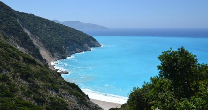 Rental Sailboat in Corfu - Cantiere Del Pardo Grand Soleil 50