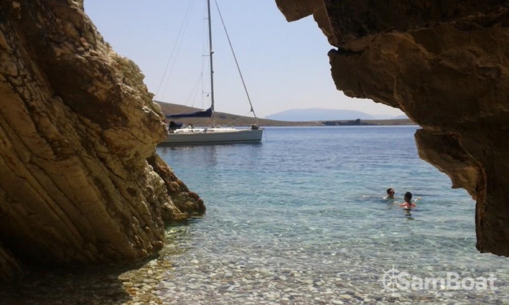 Rental yacht Corfu - Cantiere Del Pardo Grand Soleil 50 on SamBoat