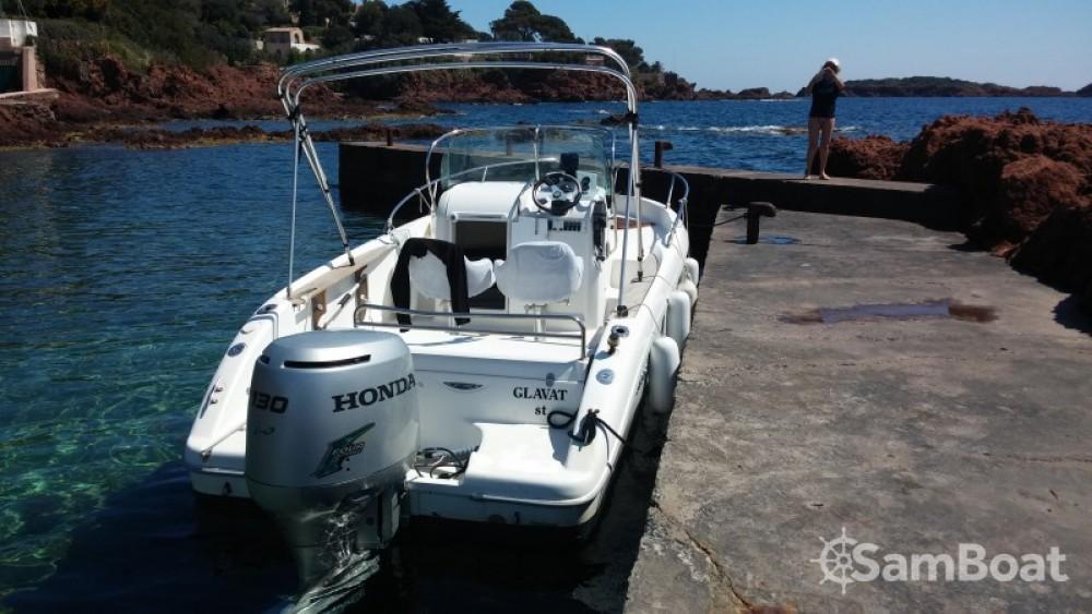 Rental Motor boat in Saint-Raphaël - Sessa Marine Key Largo 20