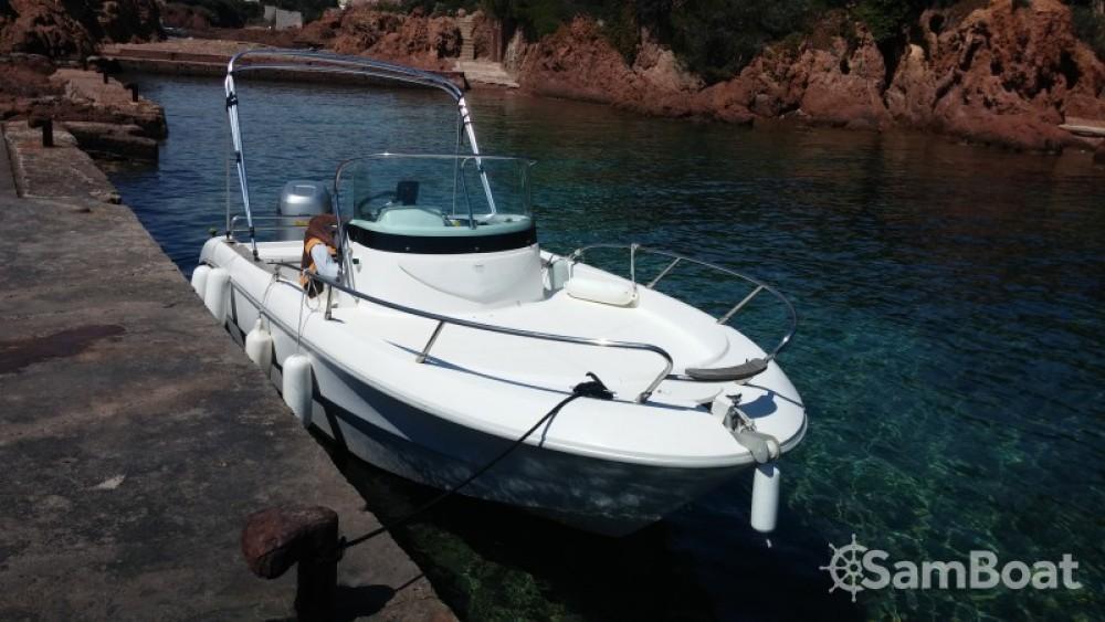 Boat rental Saint-Raphaël cheap Key Largo 20