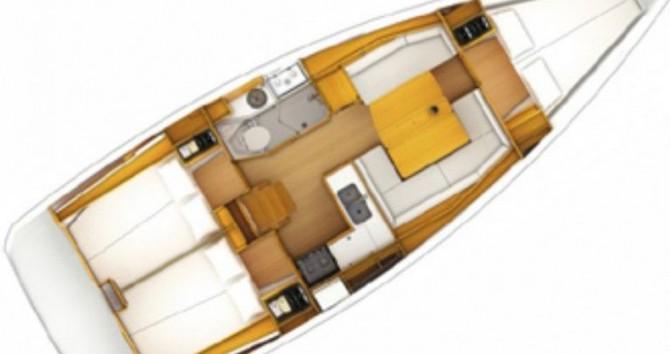 Boat rental Port du Crouesty cheap Sun Odyssey 379 Dl
