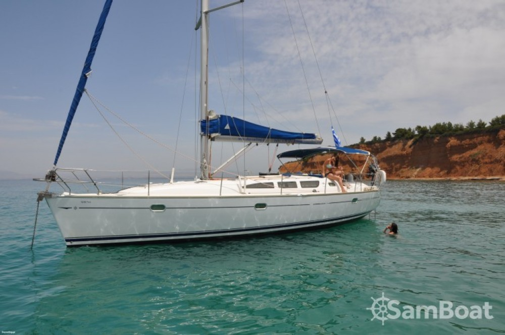 Boat rental Jeanneau Sun Odyssey 40.3 Q in Arzon on Samboat