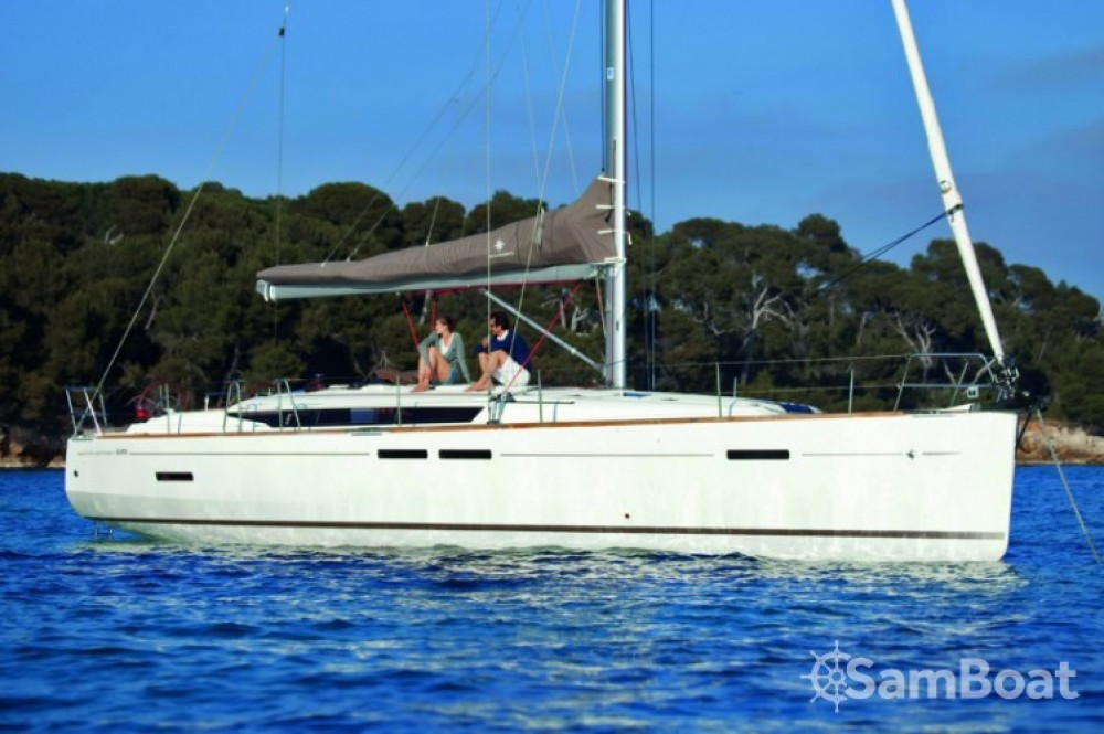 Jeanneau Sun Odyssey 449 Q between personal and professional Arzon