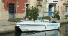 Jeanneau Cap Camarat 575 between personal and professional Saint-Cyr-sur-Mer