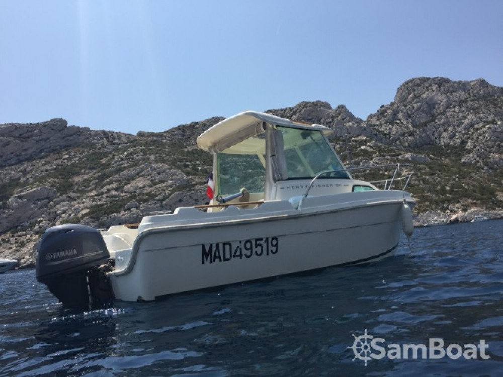 Rent a Jeanneau Merry Fisher 530 Marseille