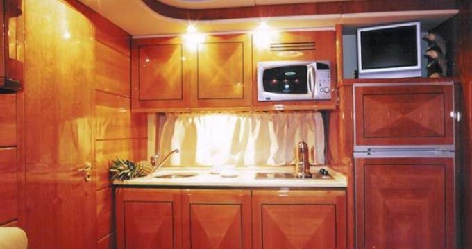 Rental Motorboat in Nice - Gianetti 45 Sport