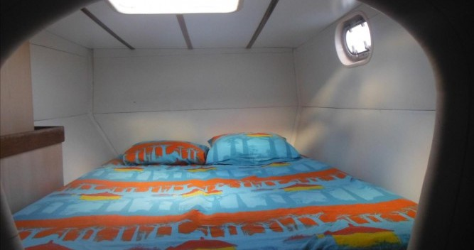 Rental Catamaran in Le Marin - Catana Catana 411