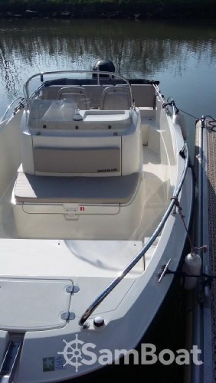 Rental Motor boat in Hyères - Quicksilver Activ 605 Open