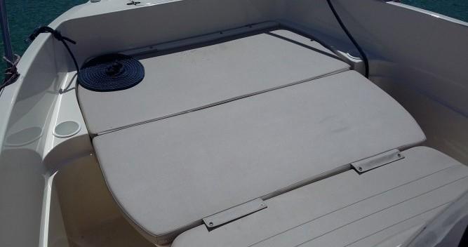 Rental yacht Hyères - Quicksilver Activ 605 Open on SamBoat