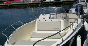 Hire Motorboat with or without skipper Quicksilver Lorient