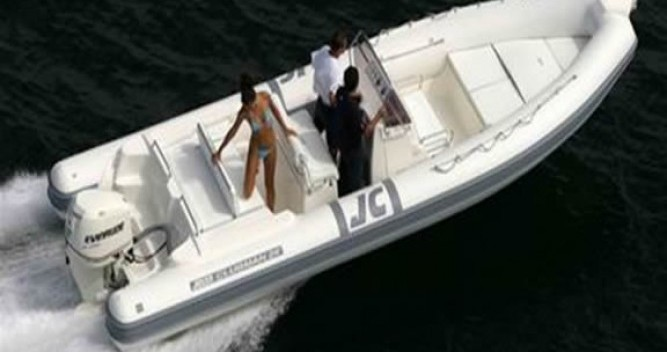 Hire RIB with or without skipper Joker Boat Hyères