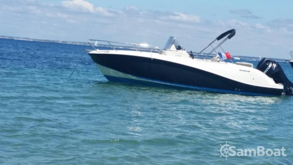 Rental yacht Lorient - Quicksilver Activ 675 Open on SamBoat