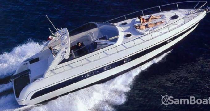 Boat rental Gianetti 45 Sport in Nice on Samboat