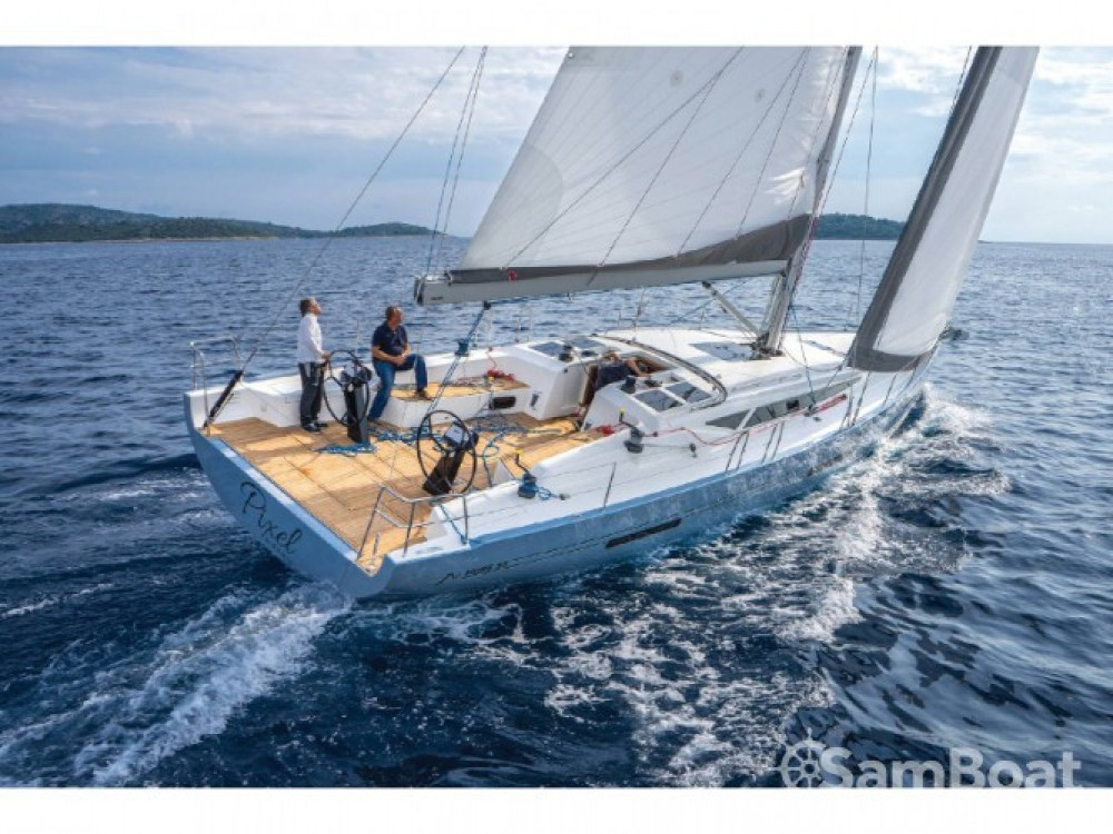 Hire Sailboat with or without skipper More Boats Kaštel Gomilica