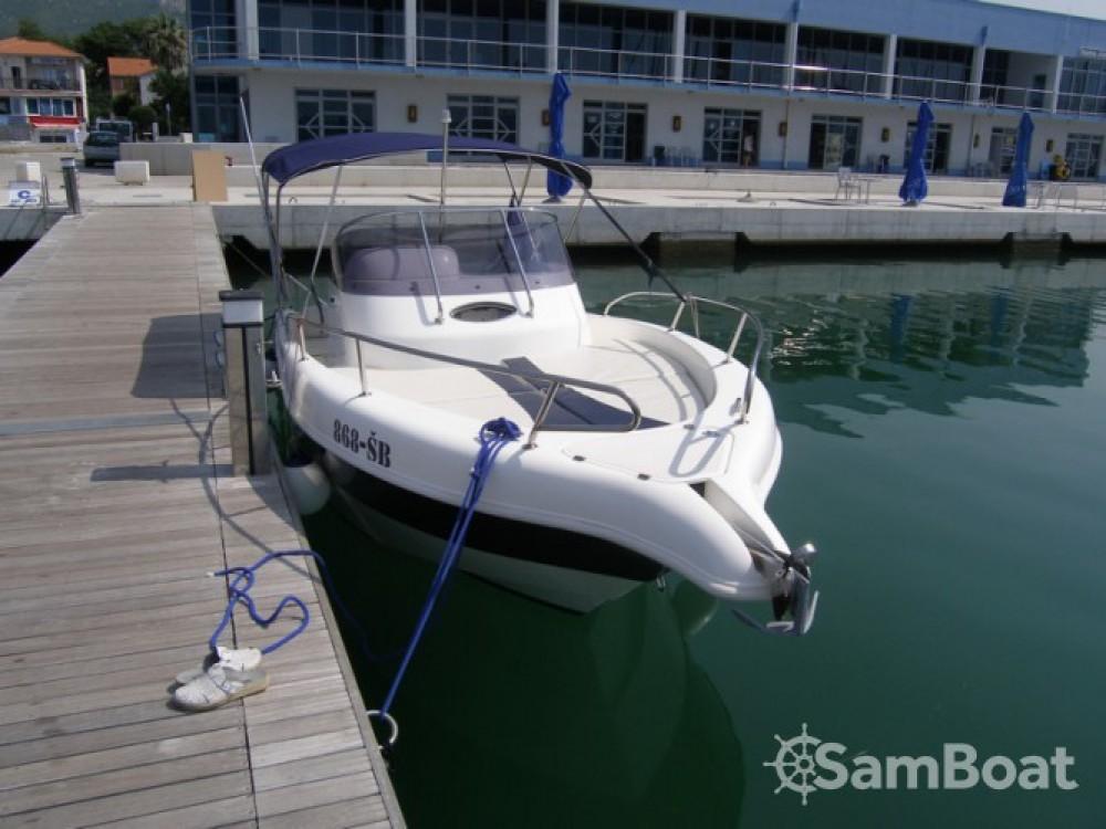 Boat rental Seabird-655  in Kaštel Gomilica on Samboat