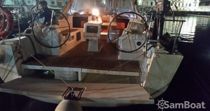 Rental yacht Sicily - Dufour Dufour 410 Grand Large on SamBoat