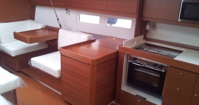 Boat rental Dufour Dufour 410 Grand Large in Sicily on Samboat
