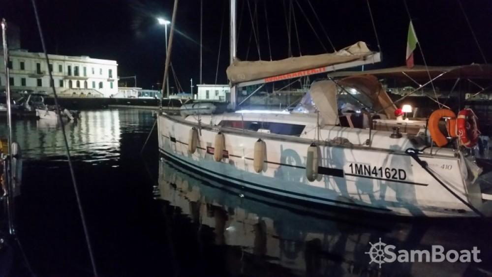 Rent a Dufour Dufour 410 Grand Large Sicily