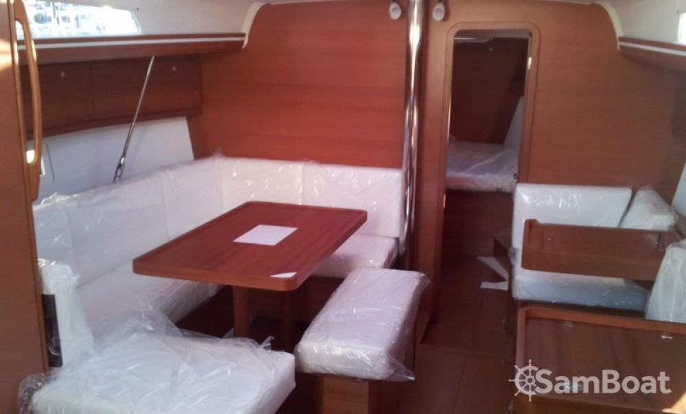 Dufour Dufour 410 Grand Large between personal and professional Reggio Calabria