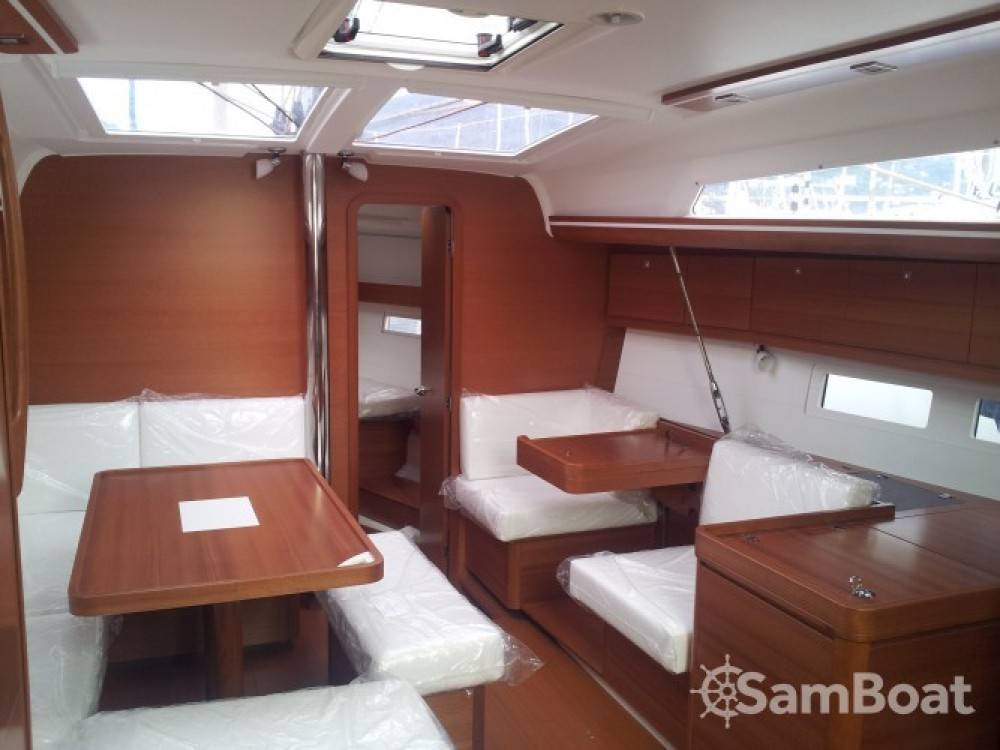 Hire Sailboat with or without skipper Dufour Sicily