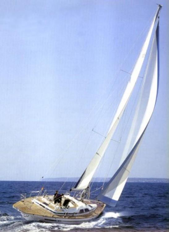 Bavaria Cruiser 51 between personal and professional Kalafationes