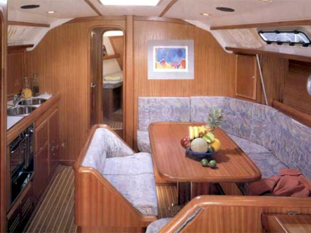 Sailboat for rent Kalafationes at the best price
