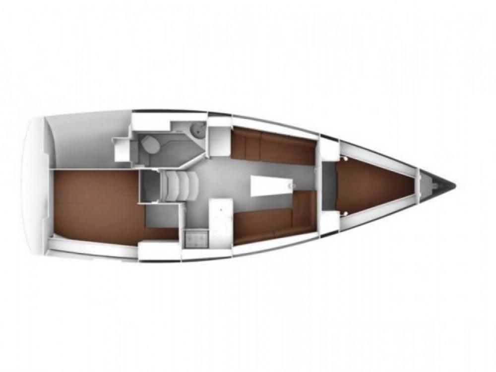 Rent a Bavaria-33-Cruiser  Lefkada