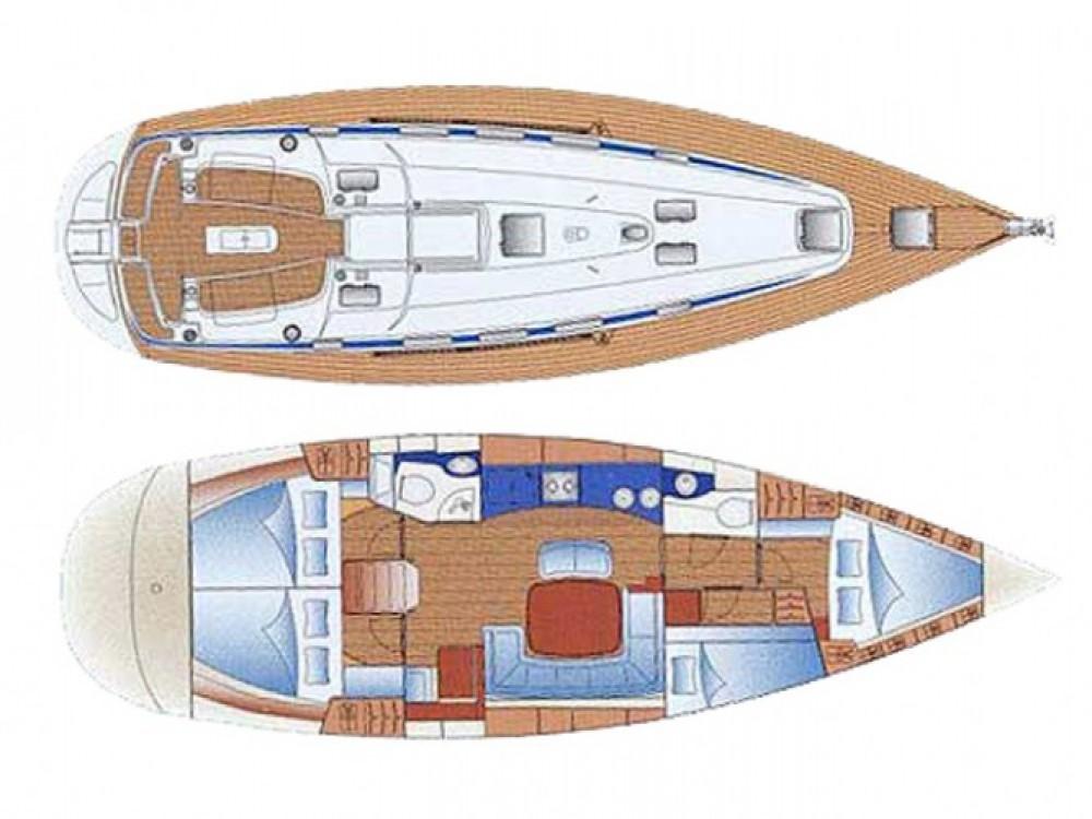Rental yacht Lefkada - Bavaria Bavaria 44 on SamBoat